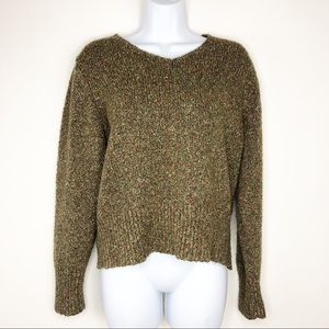 🌿 Really Cute Royal Robbins Multicolored Sweater